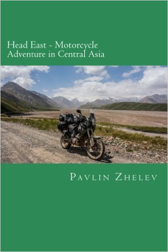 Motorcycle Adventure Central Asia Book